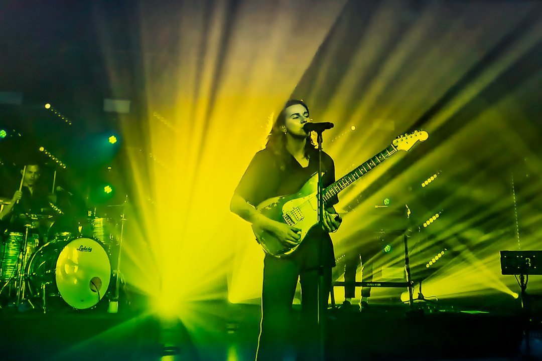 PVRIS White Noise livestream concert photo