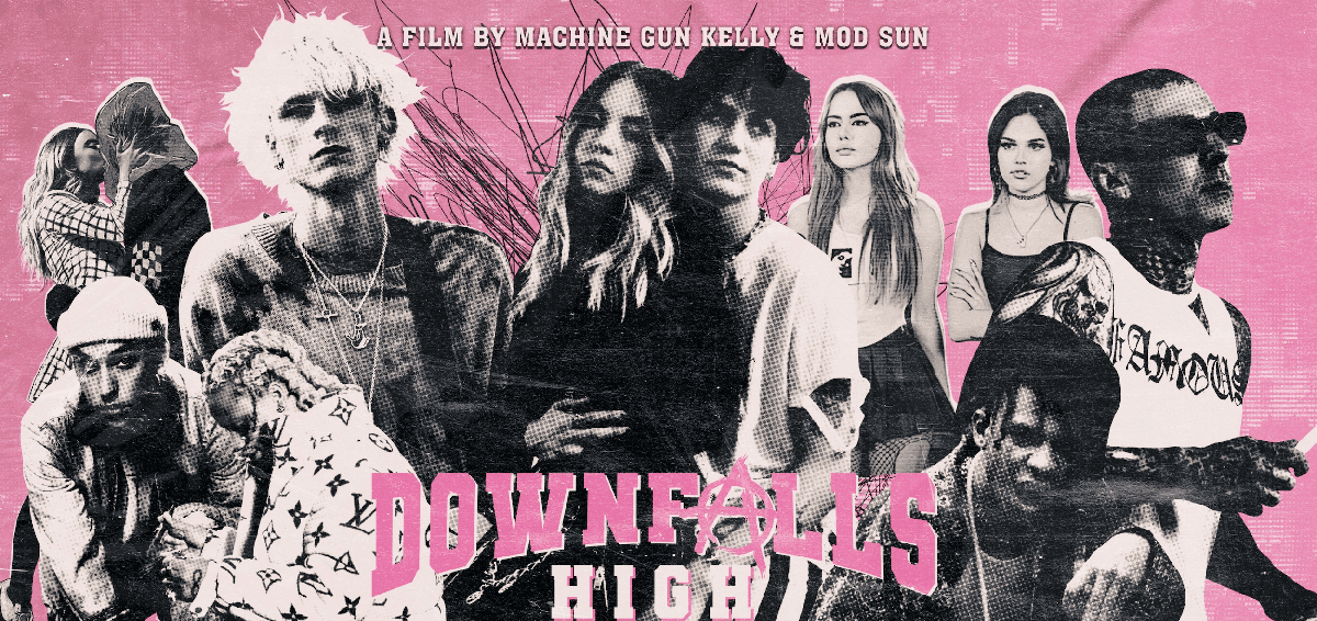 Downfalls High promo banner