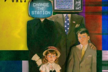 The Lonely Ones - Change The Station artwork